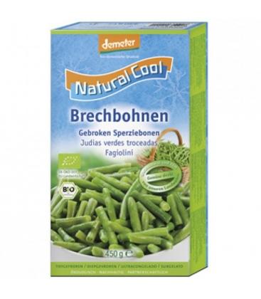 Βιολογικά Φασολάκια Πράσινα Κατεψυγμένα Bio 450γρ., Natural Cool