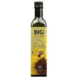 Βιολογικό Ηλιέλαιο Bio 500ml, Ελληνικό, ΒιοΔύναμη