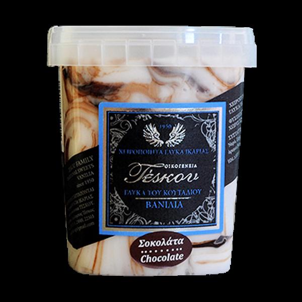 Γλυκό Υποβρύχιο με Γεύση Σοκολάτα 400γρ., Ελληνικό, Προϊόντα Ικαρίας