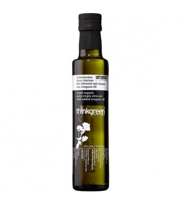 Βιολογικό Ελαιόλαδο με Ριγανέλαιο 250ml Bio, Ελληνικό, Think Green