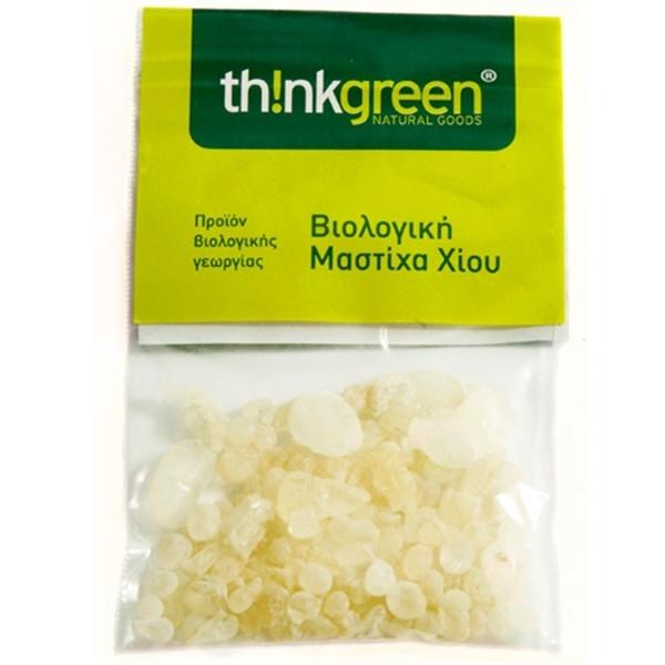 Βιολογική Μαστίχα Χίου Βιο 10γρ. φακ., Ελληνική, Think Green