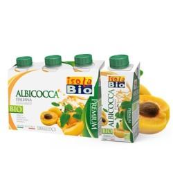 Βιολογικός Χυμός Βερύκοκο με Αγαύη 200ml Bio, Isola Bio