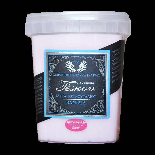 Γλυκό Υποβρύχιο με Άρωμα Τριαντάφυλλο 400γρ., Ελληνικό, Προϊόντα Ικαρίας