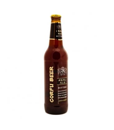Μπύρα Corfu Real Ale Bitter 500ml, Ελληνική, Corfu Beer