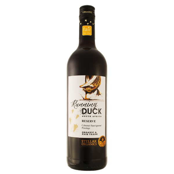 Βιολογικός Ερυθρός Οίνος Cabernet Sauvignon Bio 750ml Running Duck, Stellar Winery