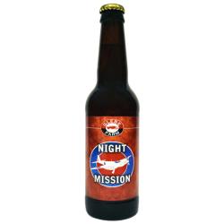 Μπύρα Χωρίς Γλουτένη Night Mission 330ml, Glebe Farm