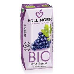 Βιολογικός Χυμός Σταφύλλι Bio 200ml, Hollinger