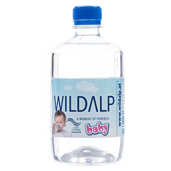 Βρεφικό Νερό 250ml Wildalp