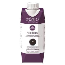 Xυμός Μούρων Ακάι 330ml, The Berry Company