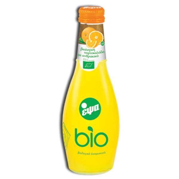 Βιολογικό Αναψυκτικό Πορτοκάλι 230ml Bio, Έψα