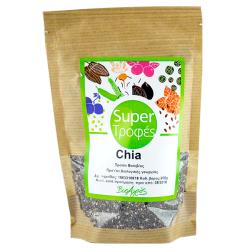 Βιολογικοί Σπόροι Chia Bio 200γρ., SuperΤροφές