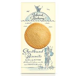 Βιολογικά Μπισκότα Βουτύρου 150γρ., Island Bakery