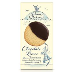 Βιολογικά Μπισκότα με Σοκολάτα & Μοσχολέμονο 150γρ. Bio, Island Bakery