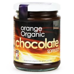Βιολογικό Επάλειμμα Σοκολάτας με Πορτοκάλι Χωρίς Γάλα Χωρίς Γλουτένη 275γρ., Plamil