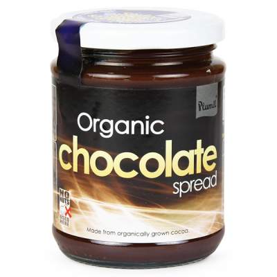 Βιολογικό Επάλειμμα Βιολογικής Σοκολάτας Χωρίς Γάλα 275γρ., Plamil
