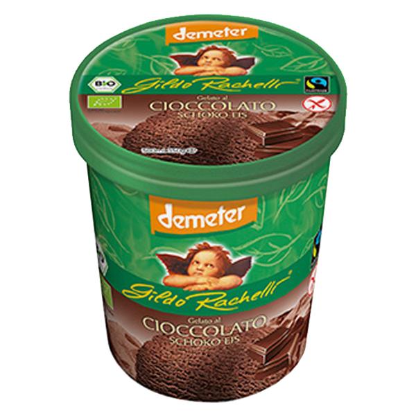 Βιολογικό Παγωτό Σοκολάτα 500ml Demeter, Gildo Rachelli