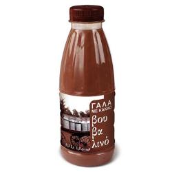 Γάλα με Κακάο Βουβαλίσιο 330ml, Ελληνικό, Οικογένεια Μπέκα