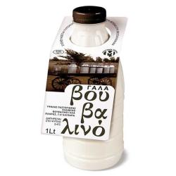 Γάλα Βουβαλίσιο 1λίτρο, Ελληνικό, Οικογένεια Μπέκα