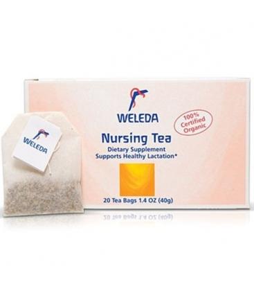 Τσάι Θηλασμού, Weleda
