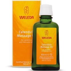 Λάδι Μασάζ Καλέντουλας για Ευαίσθητο Δέρμα 100ml, Weleda