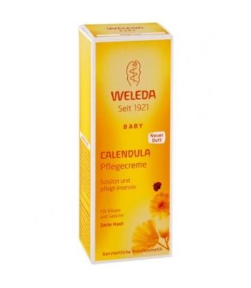 Λάδι Περιποίησης Καλέντουλας για Μωρά 75ml, Weleda