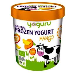 Βιολογικό Παγωμένο Γιαούρτι Μάνγκο Bio 200ml, Yoguru