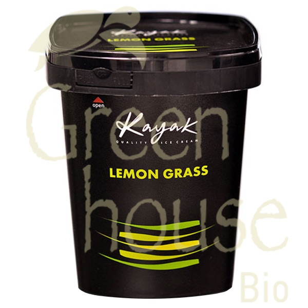 Παγωτό Lemongrass Mini Cup 107ml, Ελληνικό, Kayak