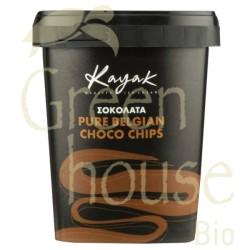Βιολογικό Παγωτό Belgian Choco Bio 500ml, Ελληνικό, Kayak