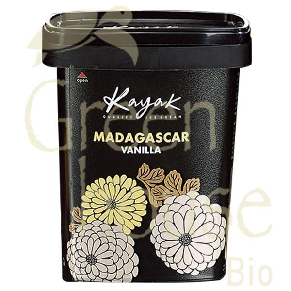 Παγωτό Bανίλια Μαδαγασκάρης Mini Cup 107ml, Ελληνικό, Kayak