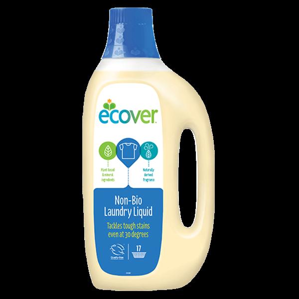 Υγρό Απορρυπαντικό Ρούχων non- bio 1,5lt, Ecover
