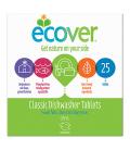 Ταμπλέτες Πλυντηρίου Πιάτων 25 τεμάχια, Ecover
