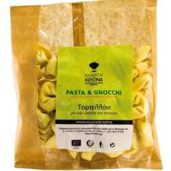 Βιολογικό Τορτελλίνι Φρέσκα με Ρικότα & Σπανάκι Bio 250γρ., Βιοαγρός Κουζίνα