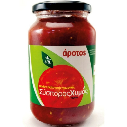 Βιολογικός Σύσπορος Χυμός Τομάτας 500γρ. Bio, Ελληνικός, Άροτος