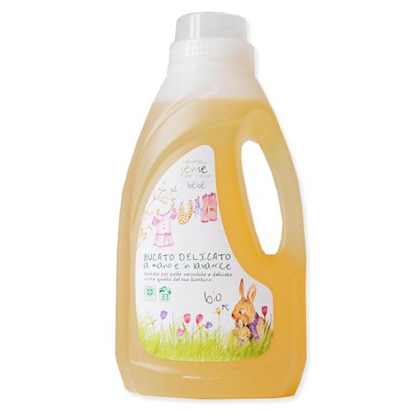 Υγρό Απορρυπαντικό Ευαίσθητων Ρούχων Μωρού Bio Sense, Anthyllis 1Lt