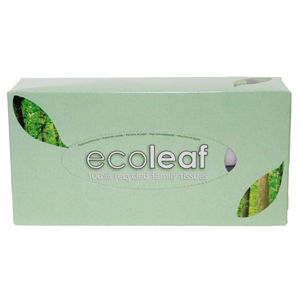 Χαρτομάντηλα, Ecoleaf
