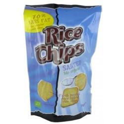 Βιολογικά Τσιπς Ρυζιού με Αλάτι Bio 70γρ. Trafo, Fz Organic Food