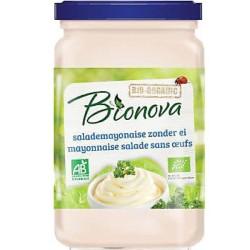 Βιολογική Mαγιονέζα Χωρίς Αυγό Bio 240ml Bionova, Fz Organic Food