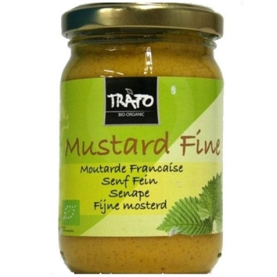 Βιολογική Μουστάρδα Απαλή Bio 200γρ. Trafo, Fz Organic Food