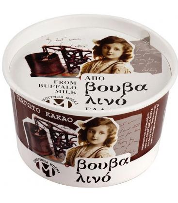 Παγωτό Σοκολάτα από Βουβαλίσιο Γάλα 400γρ., Ελληνικό, Οικογένεια Μπέκα