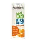 Βιολογικό Ρόφημα Ρυζιού με Αμύγδαλο 1lt Bio The Bridge