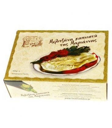 Μελιτζάνα Καπνιστή 500γρ., Ελληνική, Αμπελοφυλλα Μαριανας