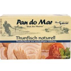 Τόνος Φυσικός 120γρ., Pan Do Mar