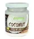 Βιολογικό Λάδι Καρύδας Παρθένο raw 200γρ., 7elements Natural Goods
