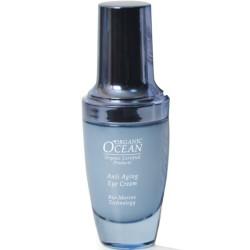 Βιολογική Aντιρυτιδική Κρέμα Ματιών 30ml, Organic Ocean