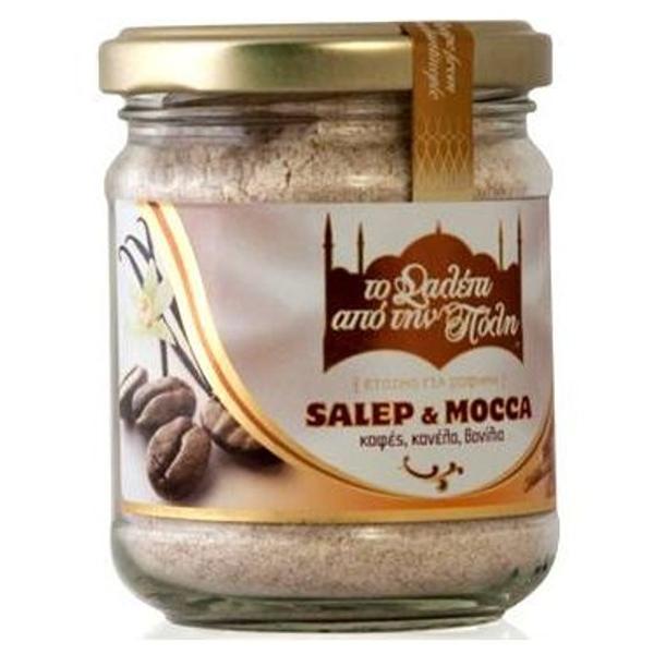 Σαλέπι Χωρίς Ζάχαρη με Μόκα 100γρ., Ελληνικό, Σαλέπι από την Πόλη