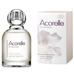 Βιολογικό Eau de toilette Vanille Gardenia 50ml, Acorelle