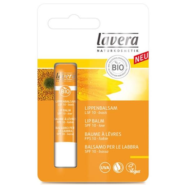 Lavera Lip balm (για τα χείλια) SP10, Βιολογικό
