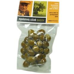 Βιολογικές Πράσινες Ελιές Θάσου Bio 250γρ., Βιοφρέσκο