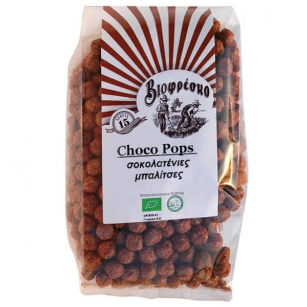 Βιολογικά Choco Pops Bio 200γρ., Βιοφρέσκο