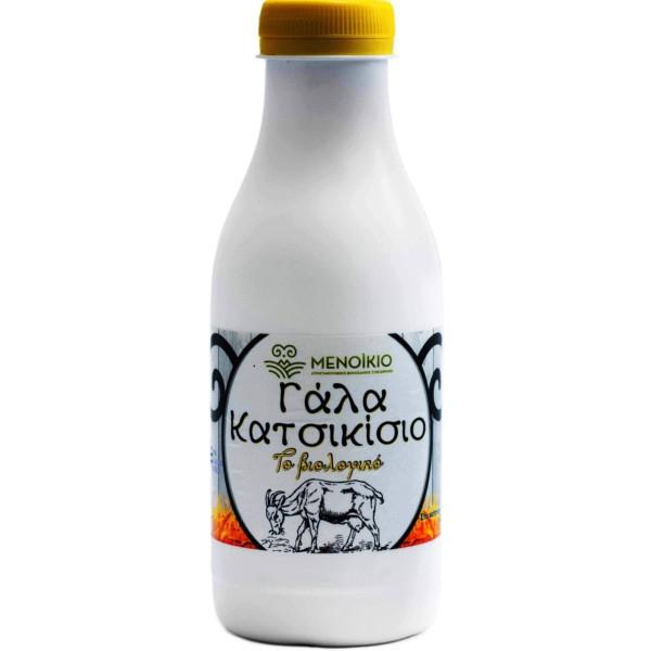 Βιολογικό Γάλα Κατσικίσιο Bio 500ml., Ελληνικό, Μενοίκιο